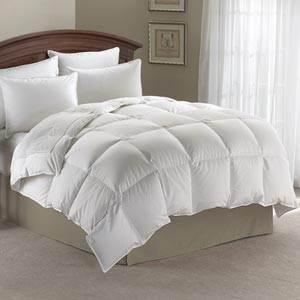 Duck feather duvet - double [second hand]