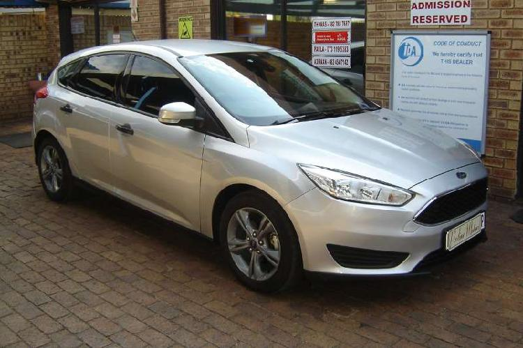 Ford focus 1.0 ecoboost ambiente (5dr) 2018