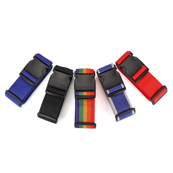 Honana travel heavy duty luggage straps suitcase belts