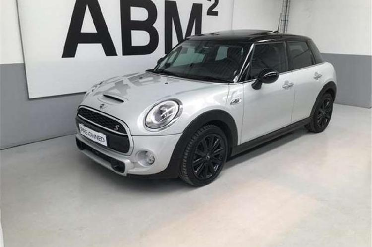 Mini hatch cooper s hatch 5 door sports auto 2015