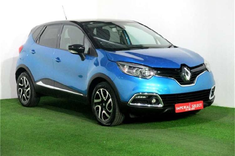 Renault captur 66kw turbo dynamique 2016
