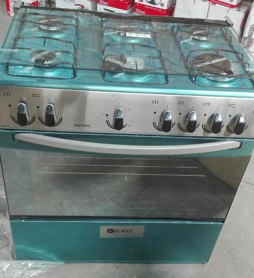 "Zero appliances 6 burner ""mix n match"" gas stove (shop"