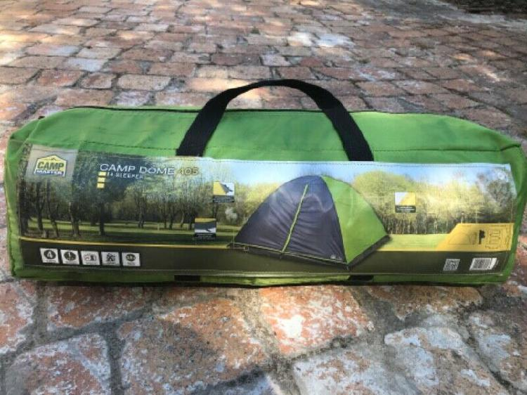 Camp master dome tent