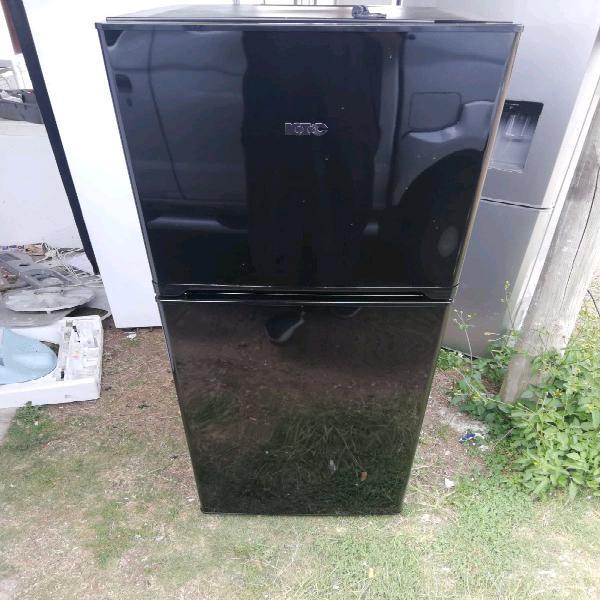 Black kic fridge