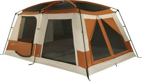 Camping gear: 3 tents, chairs, tables