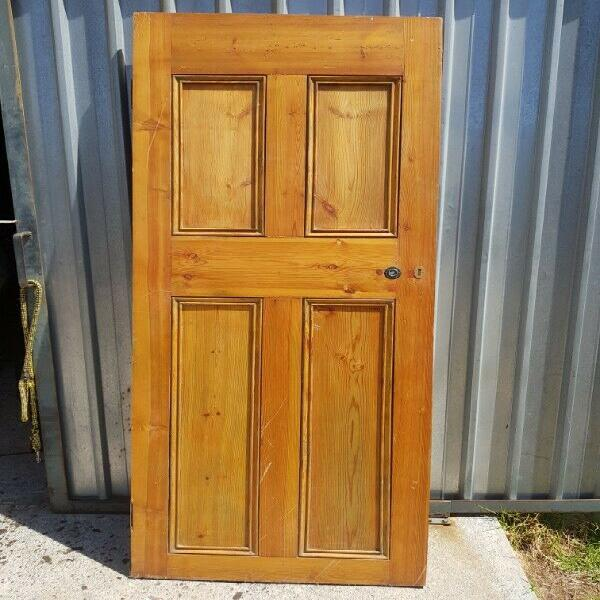 Collection of antique and old doors (20+)
