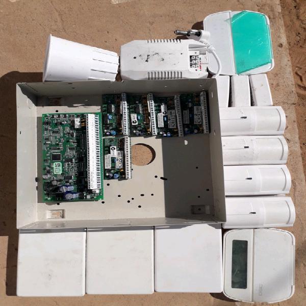 Alarm System (DSC PowerSeries Wireless)
