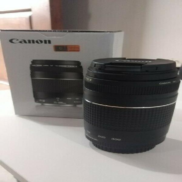 Canon ef 75-300mm f/4-5.6 iii lens - brand new