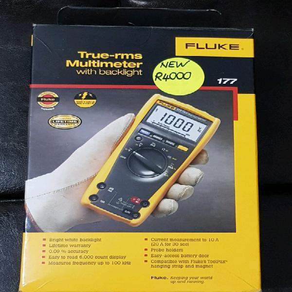 Fluke 177 multimeter (new) *CAN POST VIA POSTNET*