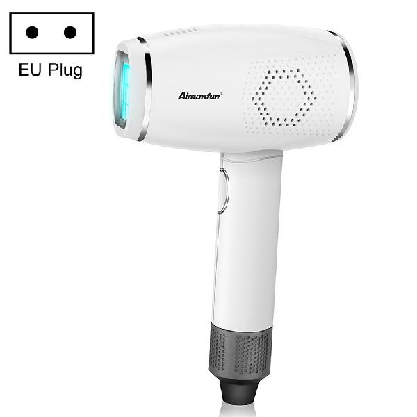 Household portable electric ice feel laser hair removal
