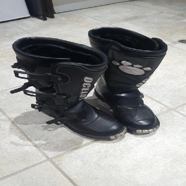 Ocelot MX boots size 5-6