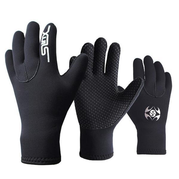 SLINX 3mm Diving Gloves Neoprene Scuba Water Swimming