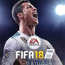 Xbox one games fifa18 & pes16