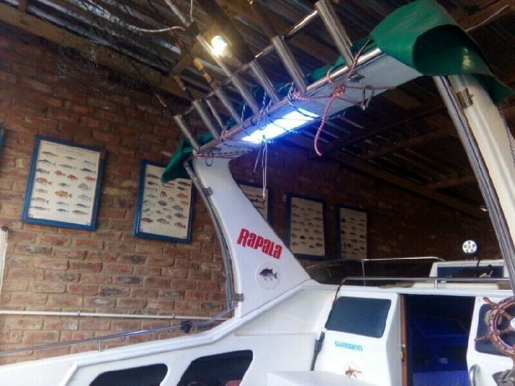 186 interceptor cabin boat