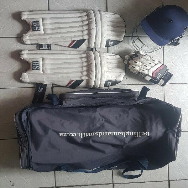 Bs junior cricket set - r500