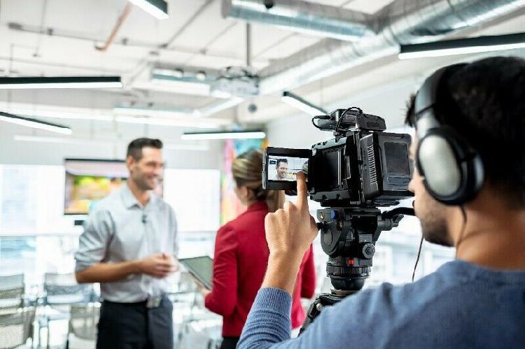 Contract cameraman (ongoing)