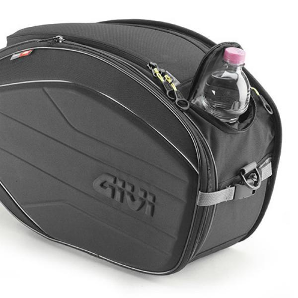 Givi large expandable saddle bags - 30l
