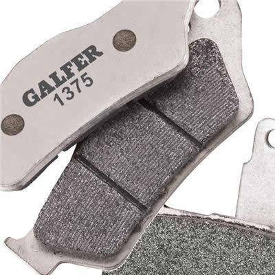 Galfer - honda cbr600 rr (07-16) - sintered front brake pads
