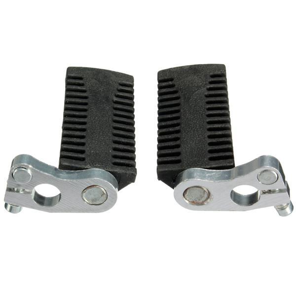 Pair rider foot peg footrest for 47cc 49cc 50cc mini motor