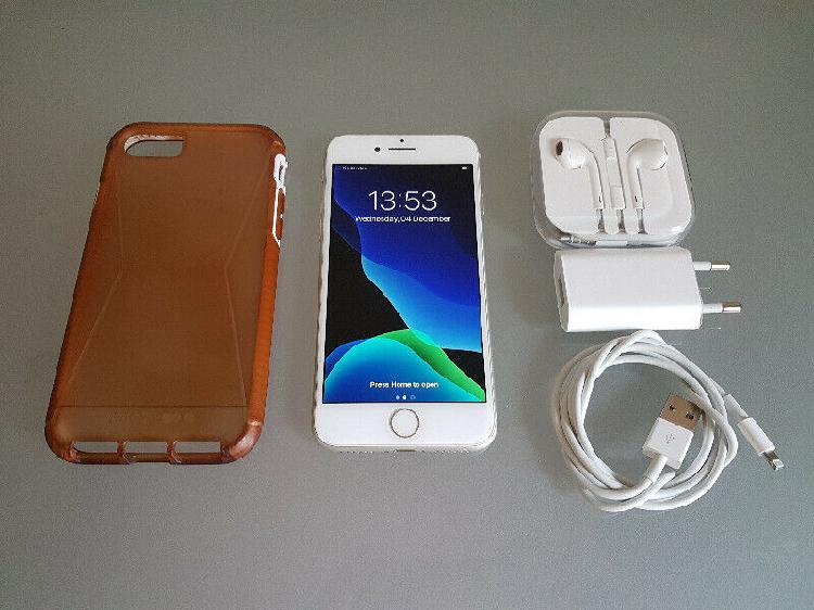 Apple iphone 8 white (neat condition) r6000 neg