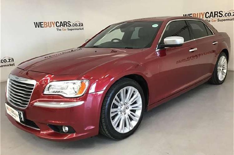 Chrysler 300c 3.6 luxury series 2015