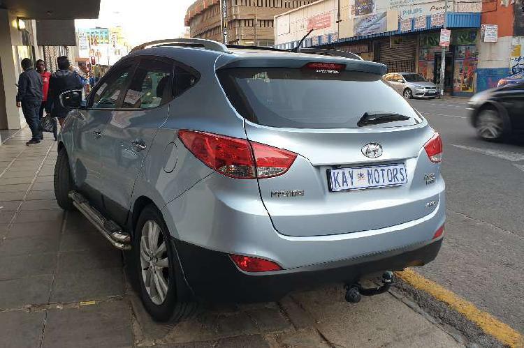 Hyundai ix35 2.4 4wd gls limited 2013