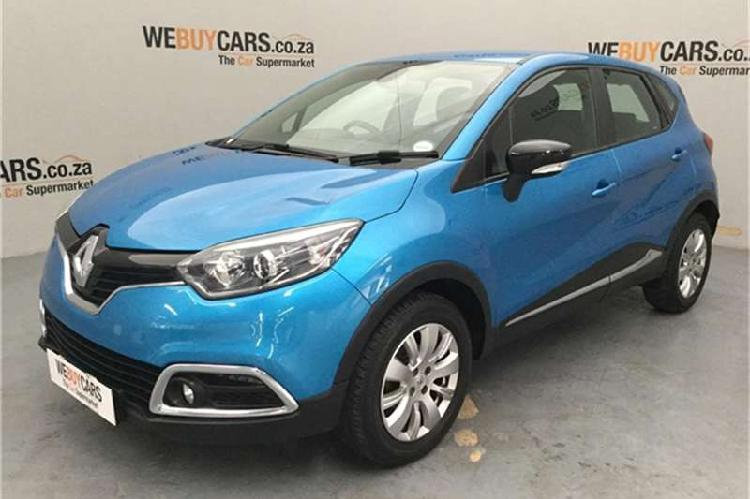 Renault captur 66kw turbo expression 2015