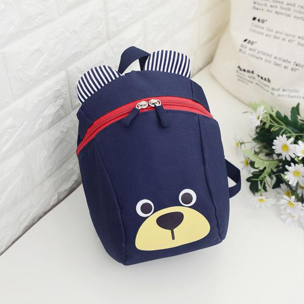 5l toddler kids children anti-lost backpack school bag cute