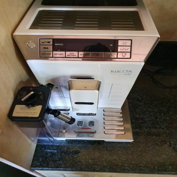 Delonghi eletta coffee machine