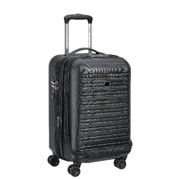 Delsey segur 2.0 expandable cabin business case 55cm | black