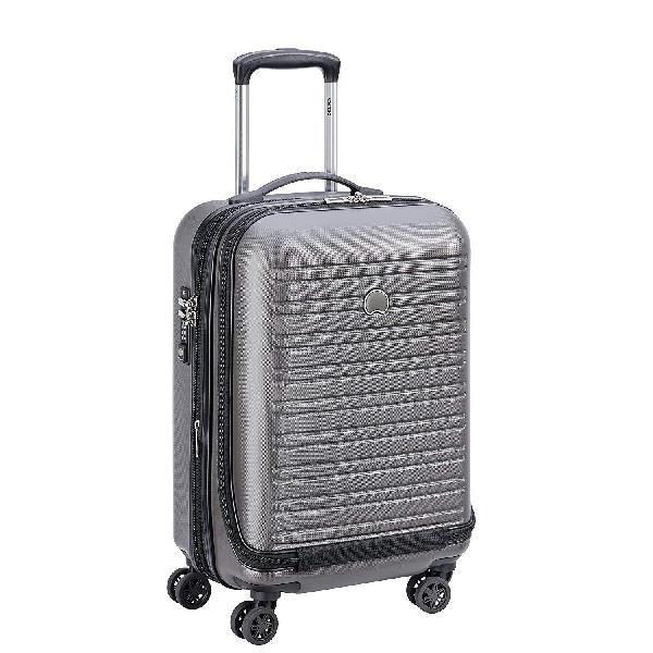 Delsey segur 2.0 expandable cabin business case 55cm | grey