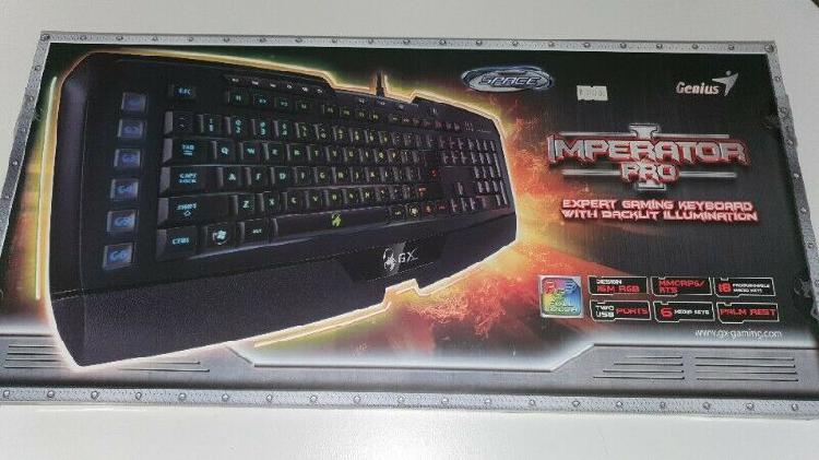 Genius Imperator PRO keyboard secondhand 0