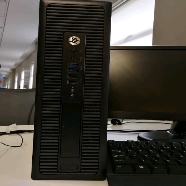 Hp i5 system - elitedesk