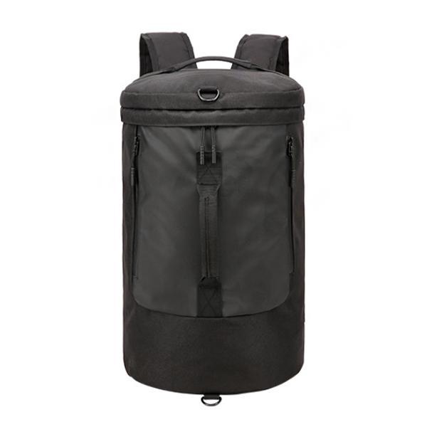 IPRee 35L Canvas USB Backpack Outdoor Travel Shoulder Bag