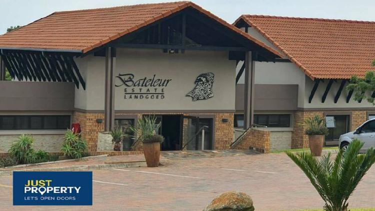Two bedroom townhouse to rent in nelspruit.
