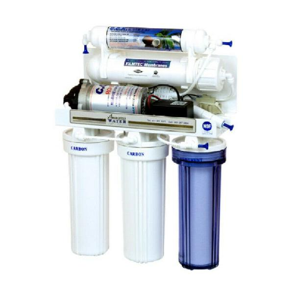 Water purifier: wcexclosive 5b: exclusive 5 stage booster