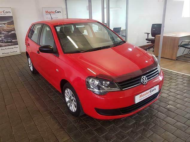 2015 volkswagen polo vivo hatch 1.4 conceptline for sale!