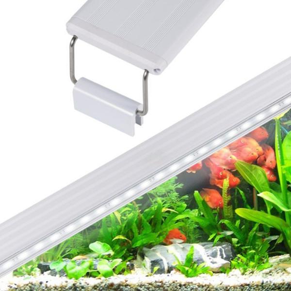 4/6/8w led aquarium light fish tank light plant reef coral