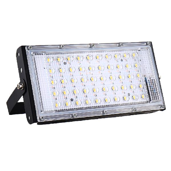 50W 50 LED Flood Light DC12V 3800LM Waterproof IP65 For