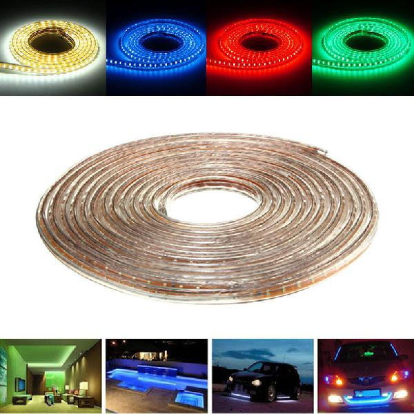 5m smd3014 waterproof led rope lamp party home christmas