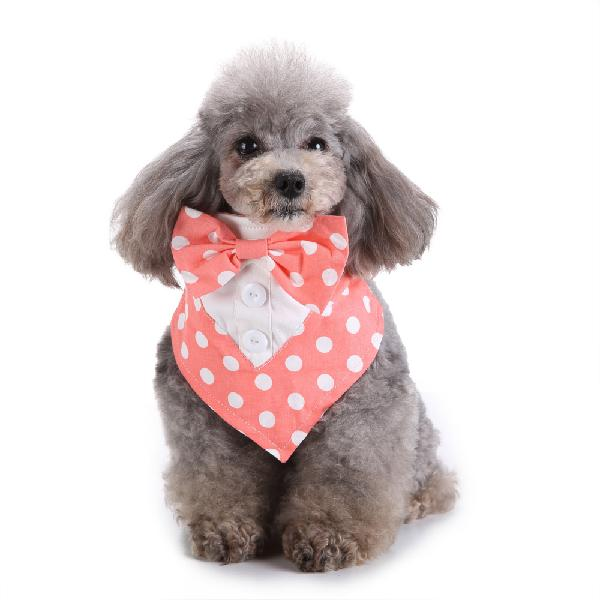 Formal pets bowtie dog cat pets adjustable bow ties and