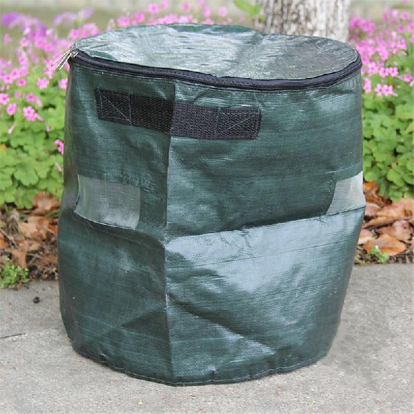 Home garden supplies 33x35cm pe bag cultivation pot