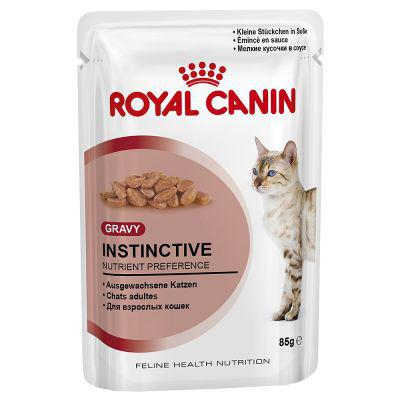Instinctive in gravy - single pouch 85g