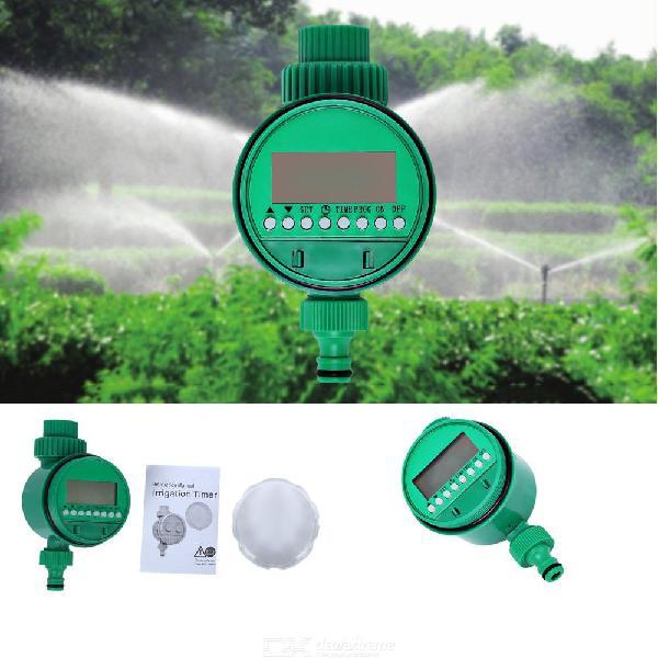 Intelligent digital irrigation controller automatic