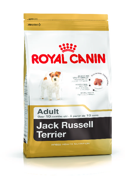 Jack russell adult - 7.5kg