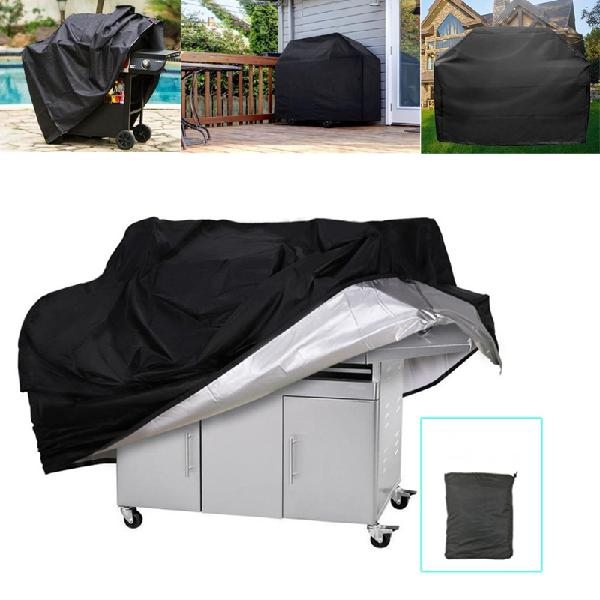 Large size outdoor camping bbq grill covers heavy duty