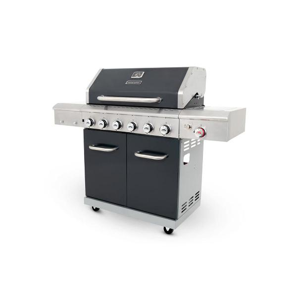 Megamaster Apex Series 6 Burner Gas Braai with Ceramic