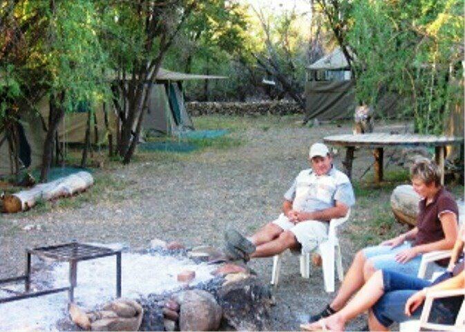 Blydefontein tented camp