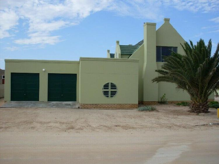 Henties bay accommodation