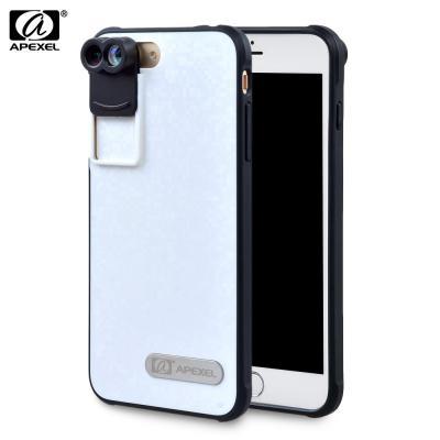 160 Degree Fisheye + 4X Zoom Lens Kit External Phone Camera